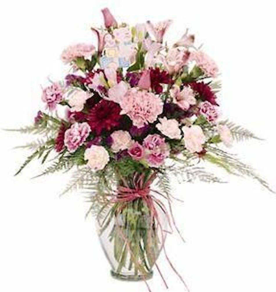Flower Girl Baskets Durban : A sweet little girl bouquet about best cincinnati